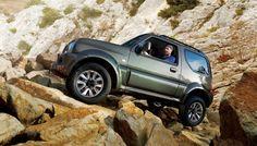 Suzuki Jimny 3 portes - La 4x4 de légende de Suzuki | Suzuki België