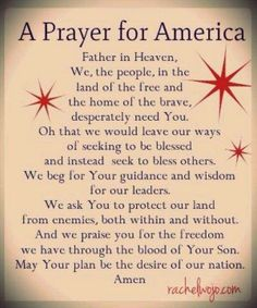 memorial day prayer christian