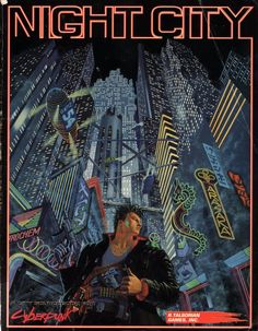 I was talking about Cyberpunk 2020 on an old school gamer forum and it gave me a…