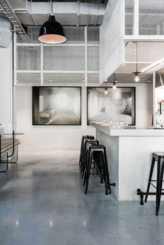 + #restaurant #concrete | by richard lindvall