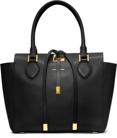 Michael Kors Miranda Tote in Black - Lyst