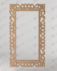 DEKORATİF AYNA ÇERÇEVESİ Decorative Mirror Frame Cnchsap.NET