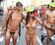 Bay to breakers nude
