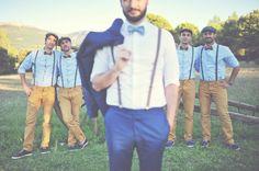 tenue chouette du marié !!!