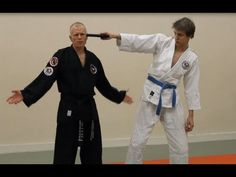 Combat Hapkido Weapon Disarms with John Pellegrini - YouTube