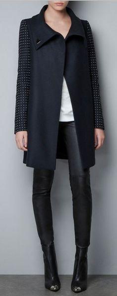 Great coat...