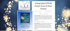 STARZ the Musical! Script, Score & Tickets Contest Give Away!