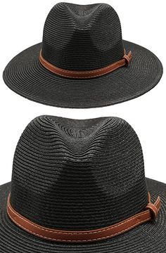5507f17d Wallaroo Women's Breton Sun Hat - UPF 50+ - Packable, Chocolate | Sun Hats  | Pinterest