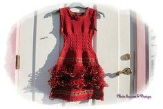 Produktbilde Handmade Clothes, Kids Outfits, Design, Diy Clothing, Kids Fashion