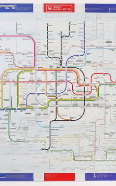 Subway Maps Designed To Reflect A City's Soul | Co.Design | business + innovation + design