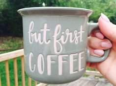 But First, Coffee: The coffee every mom needs to know about