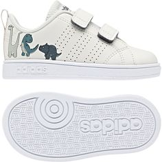 Chaussures enfants addias vs Switch 2 Cmf Inf Baskets Sneaker Velcro Top