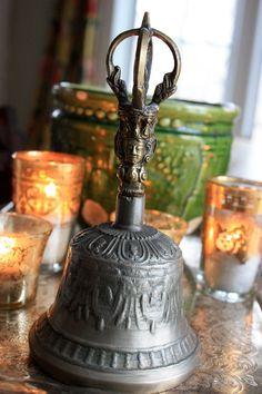 Pretty metal bell