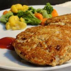 Grandma's Famous Salmon Cakes Allrecipes.com