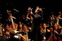 """TG Musical e Teatro in Italia: Riccardo Muti e l'Orchestra Giovanile """"Luigi Cheru..."""