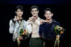 World Figure Skating Championships 2015羽生結弦、フェルナンデスは「僕にとってお兄さん」