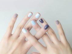 • 149. The Moon Song 175. Epoque 177. Hopper Indigo • 점심 맛있게 드시고, 오늘도 기분 좋은 하루 되세요 😌 • #토드라팡 #troudelapin #notd #nail #nailart #manicure #nailpolish #springnail #pastelnail #네일아트 #봄네일 #셀프네일 #네일컬러