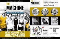 The Machine Fitness Musculation PREMIUM