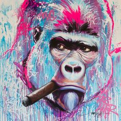 NOE TWO - Biographie et oeuvres disponibles dans les Galeries Bartoux | Galeries Bartoux Graffiti Art, Art Banksy, Urban Graffiti, 3d Street Art, Street Artists, Photo Pop Art, Painting Corner, Tableau Pop Art, Art Du Monde