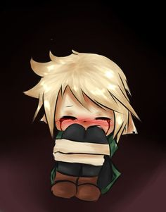 Ben Drowned Chibi by Finchy-is-BenDrowned on DeviantArt
