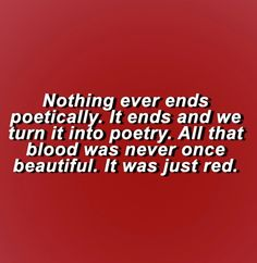 quote, poetry, and red Bild