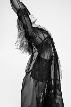 Элизабет Олсен — Фотосессия для «L'Officiel» 2015 – 1