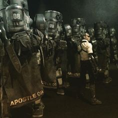 3ALegion feature: WWR EVOL | Battlechild and multiple Caesars 1.5, collected and photographed by szutsung (http://instagram.com/szutsung). #threeA #AshleyWood #WorldOf3A #WO3A #WWR #WorldWarRobot #3ALegion