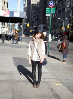 Brown Eyed Style: Outfit: Capsule Wear