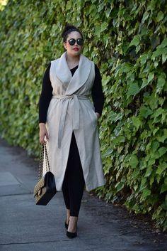 60 Fashionable Dresses For Plus Size Women - EcstasyCoffee