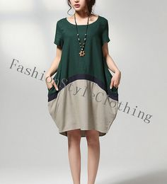 Welcome to my FashionStyleClothing    material : cotton    Size :    M:    Shoulder breadth : 40cm Bust :100cm    Clothes length :90cm    L: