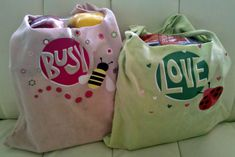 Simply the Good Life: Shopping Bag DIY from Tshirts - step by step Photo tutorial - Bildanleitung