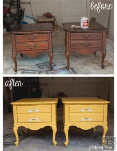I'm loving bright painted furniture right now! Mint, coral, buttercup and turqouise are some my absolute favorite bright tones right now … Continued Painted Furniture Colors, Refurbished Furniture, Upcycled Furniture, Furniture, Repurposed Furniture, Rustic Furniture, Recycled Furniture, Redo Furniture, Refinishing Furniture