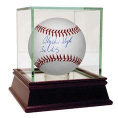 Andy Van Slyke Signed MLB Baseball w 3x AS Insc (MLB Auth)