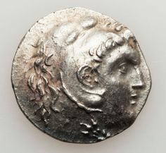 MACEDONIAN KINGDOM. Alexander III the Great (336-323 BC). AR tetradrachm (16.78 gm). Odessus, ca. 280-200 BC. Head of Heracles right, wearing lion skin headdress / Zeus seated on throne left, holding scepter and eagle.
