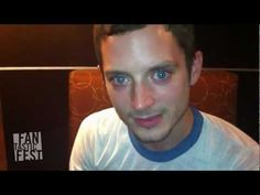 Elijah Wood Challenges Dominic Monaghan