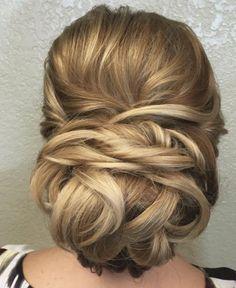 Featured Hairstyle: Heidi Marie Garrett; www.hairandmakeupgirl.com
