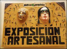 exposición de artesanía y ARTE...