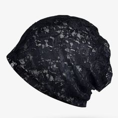 d4b45937080 Women Summer Flower Lace Cap Beanie Skull Cap and Scarves Dual Use Hat  Collar Bonnet Hats