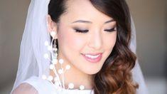 15 Ideas Wedding Day Makeup Asian Make Up Simple Wedding Makeup asian Day Ideas Makeup Wedding weddingmakeuptipsdiy Simple Bridal Makeup, Asian Wedding Makeup, Bridal Makeup Tips, Bridal Makeup Looks, Natural Wedding Makeup, Asian Makeup, Wedding Hair And Makeup, Bridal Beauty, Wedding Beauty