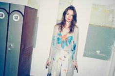 The ZigZag Questionnaire: Audrey Marnay | Missoni