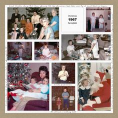 Christmas 1967 - Good layout