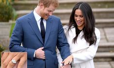 Meghan looked resplendent in a chic belted white coat dress from Line the Label, which she wore over a dress by Parosh and offset with vertiginous heels.