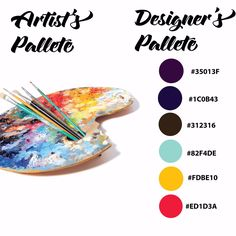 #Adobe_Illustrator  Artist's pallete  Designer's pallete !
