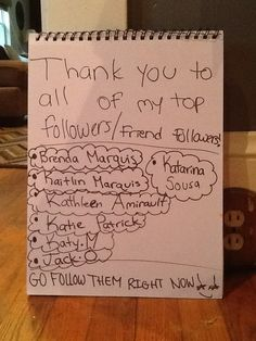 Please follow these people and thank you to all of my top/friend followers!!!! Also thank you all of my followers!!!