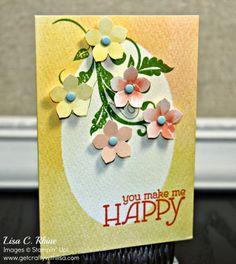 Get Crafty with Lisa: Flower Fun: Part 1