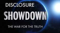DISCLOSURE SHOWDOWN -HAPPENING NOW!