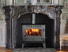 Hunter Herald 14 multi fuel stove