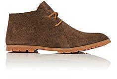 Woolrich John Rich & Bros. Lane Suede Chukka Boots - Boots - 505003086