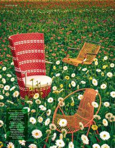SILLA ICPALLI - JOAQUIN HOMS / POINT REVISTA AD FRANCIA ABRIL-MAYO 2014
