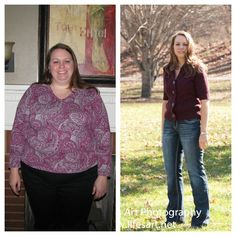 WOW! That's all I have to say. 100lbs gone forever for Alicia.  <3 helping people change their health.   Results vary. Typical weight loss is 2-5lbs the first two weeks and 1-2lbs each week thereafter.